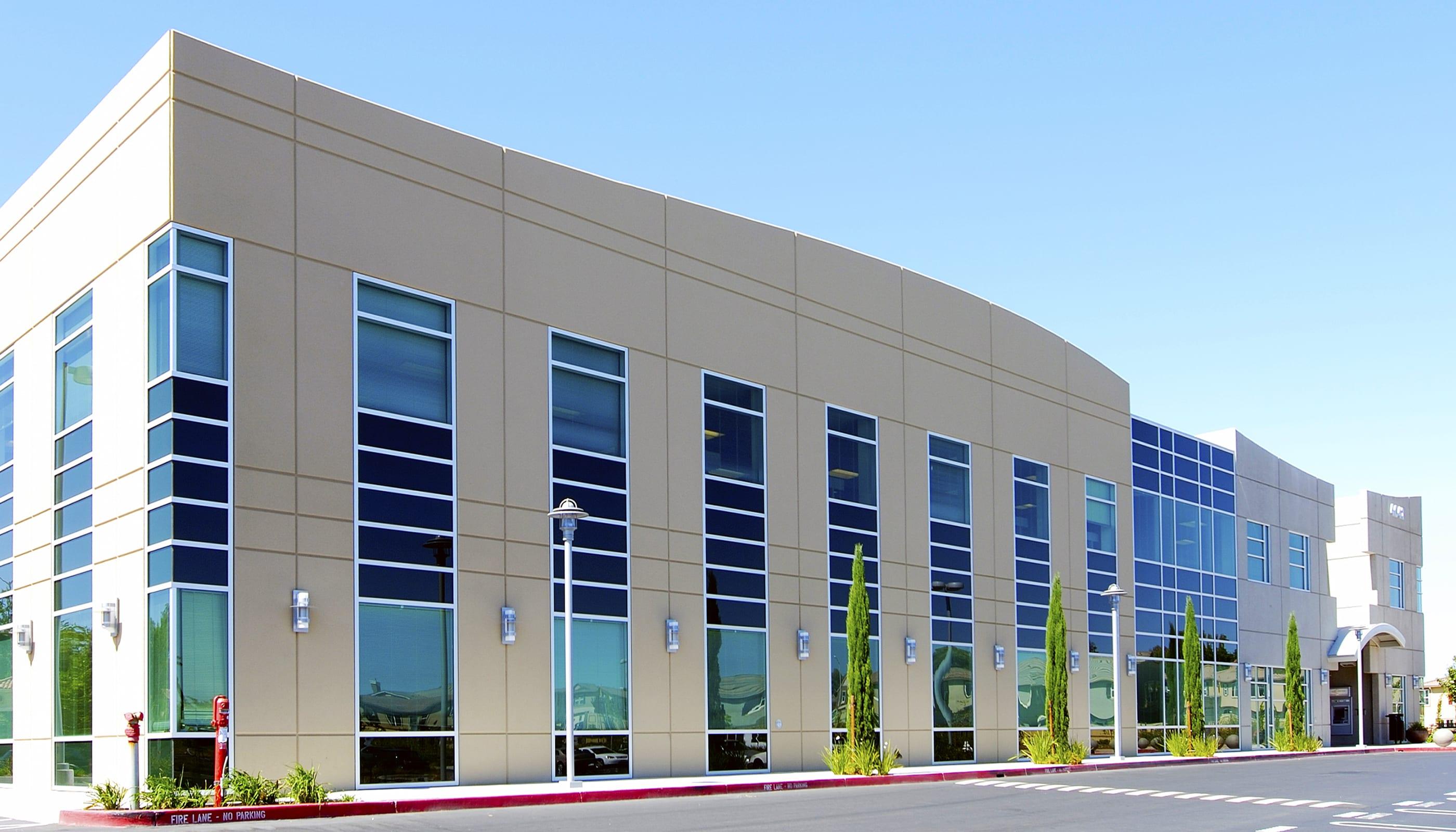 Bluerock Center - Commercial Architecture