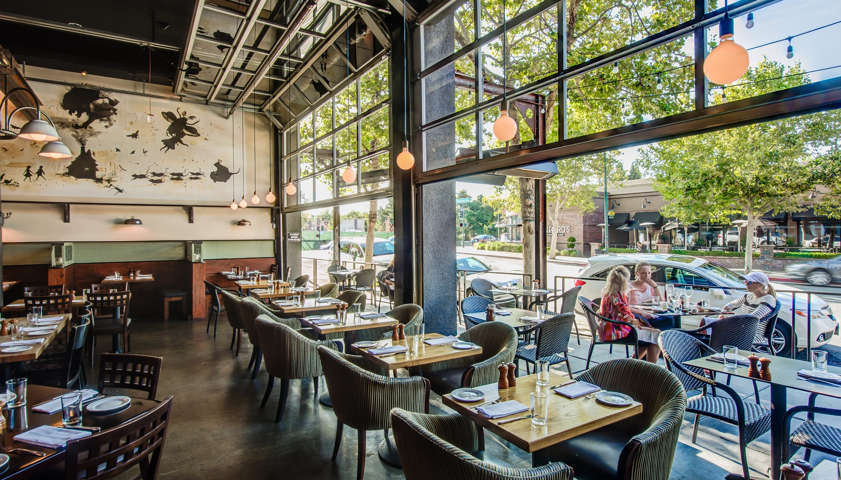 Corners Tavern - Commercial Architecture