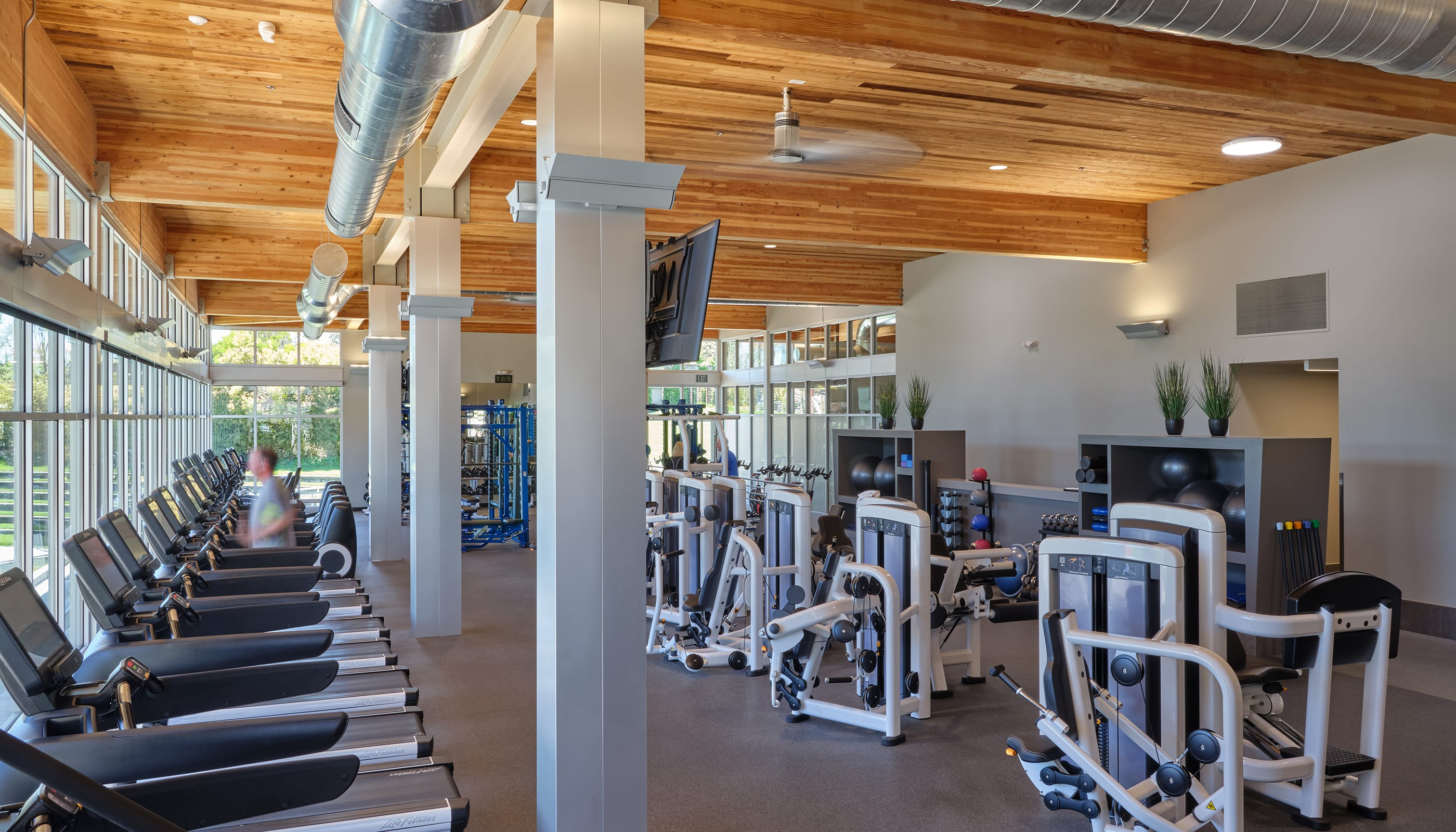 Blackhawk Fitness Wellness - Commercial Architecture